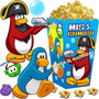 Kit Imprimible Club Penguin Cotillon Invitaciones Bar 2x1