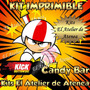 Kit Imprimibla Candy Bar Doble De Riesgo Kick Buttowski