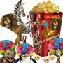 Kit Imprimible Madagascar 3 Candy Bar Cotillon Golosinas 2x1