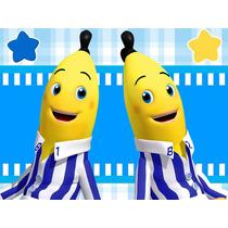 Kit Imprimible Bananas En Pijamas Candy Bar Golosinas Y Mas