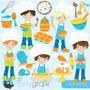 Kit Imprimible Cocineros Pasteleros Imagenes Clipart