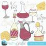 Kit Imprimible Cocina 2 Imagenes Clipart