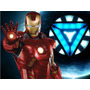Kit Imprimible Iron Man Candy Bar Golosinas Tarjetas Y Mas