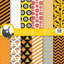 Kit Imprimible Pack Fondos Constructor Camiones Clipart