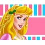 Kit Imprimible Princesa Aurora De La Bella Durmiente 2x1