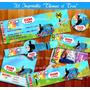 Kit Imprimible Thomas El Tren Chivic Cumpleaños Invitaciones