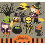 Kit Imprimible Halloween Imagenes Clipart