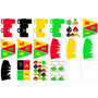 Kit Candy Bar Angry Birds- Imprimible Y Editable