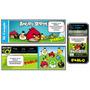 Cumpleaños Temático De Angry Birds