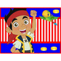 Kit Imprimible Candy Bar Golosinas De Jake Y Los Piratas 2x1