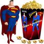 Kit Imprimible Superman Cotillon Cumpleaños Y Candy Bar 2x1