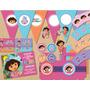 Kit Candy Bar Dora La Exploradora - Editable + Fuentes