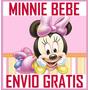 Kit Imprimible Minnie Bebe Disney Candy Bar Golosinas