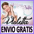 Kit Imprimible Violetta Disney Candy Bar Golosinas