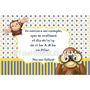 Kit Imprimible Jorge El Curioso,candybar, Banderines...
