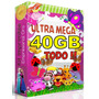 Kit Imprimible Triple Empresarial Invitaciones Tarjetas 40gb