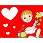 Kit Imprimbible Caperucita Roja Tarjetas De Cumpleaños Y Mas