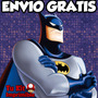 Kit Imprimible Batman Tarjetas Carteles Candy Bar Calendario