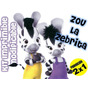 Kit Imprimible Zou La Zebrita Candy+ Cumpleaños +extras+ 2x1