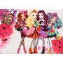 Kit Imprimible Ever After High Candy Bar Cumple Invitacion