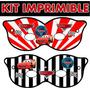 Kit Cars - Etiquetas Para Imprimir - Cumple + Candy Bar