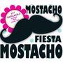 Kit Imprimible Mostachos Incluye Candy Bar! Promo 3x1