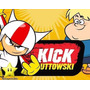 Kit Imprimible Doble De Riesgo Kick Buttowski 2x1