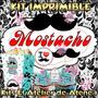 Kit Imprimible Fiesta Mostacho Con Mini Candy Bar 2x1