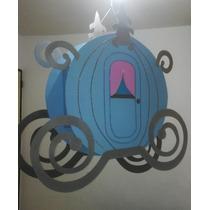 Piñata Carruaje Cenicienta