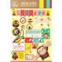 Kit Imprimible Personalizado Jorge Curioso Candy Bar Y Deco!