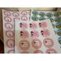 Stickers Personalizados Infantiles Todos Los Personajes