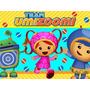 Kit Imprimible Candy Bar Umizoomi Golosinas Y Mas