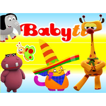 Kit Imprimible Candy Bar Baby Tv Golosinas Cumples Y Mas