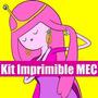 Kit Imprimible Dulce Princesa Tarjeta Invitacion Candy 2015