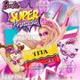 Kit Imprimible Barbie Super Princesa Candy Bar Golosinas