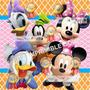 Kit Imprimible Mickey Y Sus Amigos Diseñá Tarjetas Y Mas