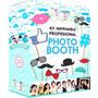 Kit Imprimible Photo Booth Props Bodas 15 Años Baby ! 10en1