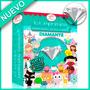 Kit Imprimible Empresarial Diamante + Candy Bar + 60 Kits!!