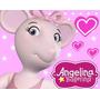 Kit Imprimible Candy Bar Angelina Ballerina Golosinas Y Mas