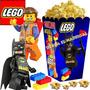 Kit Imprimible Lego Batman Candy Bar Golosinas Cumples 2x1