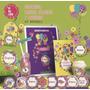 Kit Imprimible Pajarito, Flores Y Mariposa - Primavera