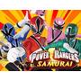 Kit Imprimible Power Rangers Candy Bar Golosinas Y Mas