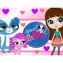 Kit Imprimible Candy Bar Littlest Pet Shop Golosinas Y Mas