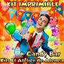 Kit Imprimible Topa Candy Bar Invitaciones Y Mas 2x1