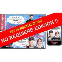 Kit Imprimible Lali Esposito Y Esperanza Mia Personalizado