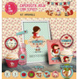 Kit Imprimible Caperucita Roja Fiesta Cumpleaños Shabby Chic