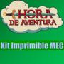 Kit Imprimible Hora De Aventura Tarjet Invitacion Candy 2015