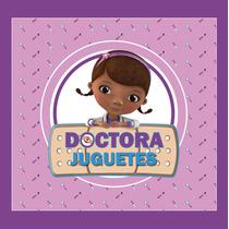 Kit Imprimible Doctora Juguetes Candy Bar Invitaciones Deco