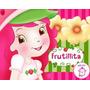 Kit Imprimible Frutillita Frutillitas Fresita 2x1