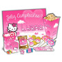Kit Imprimible Hello Kitty Candy Bar Cumples Decoraciones